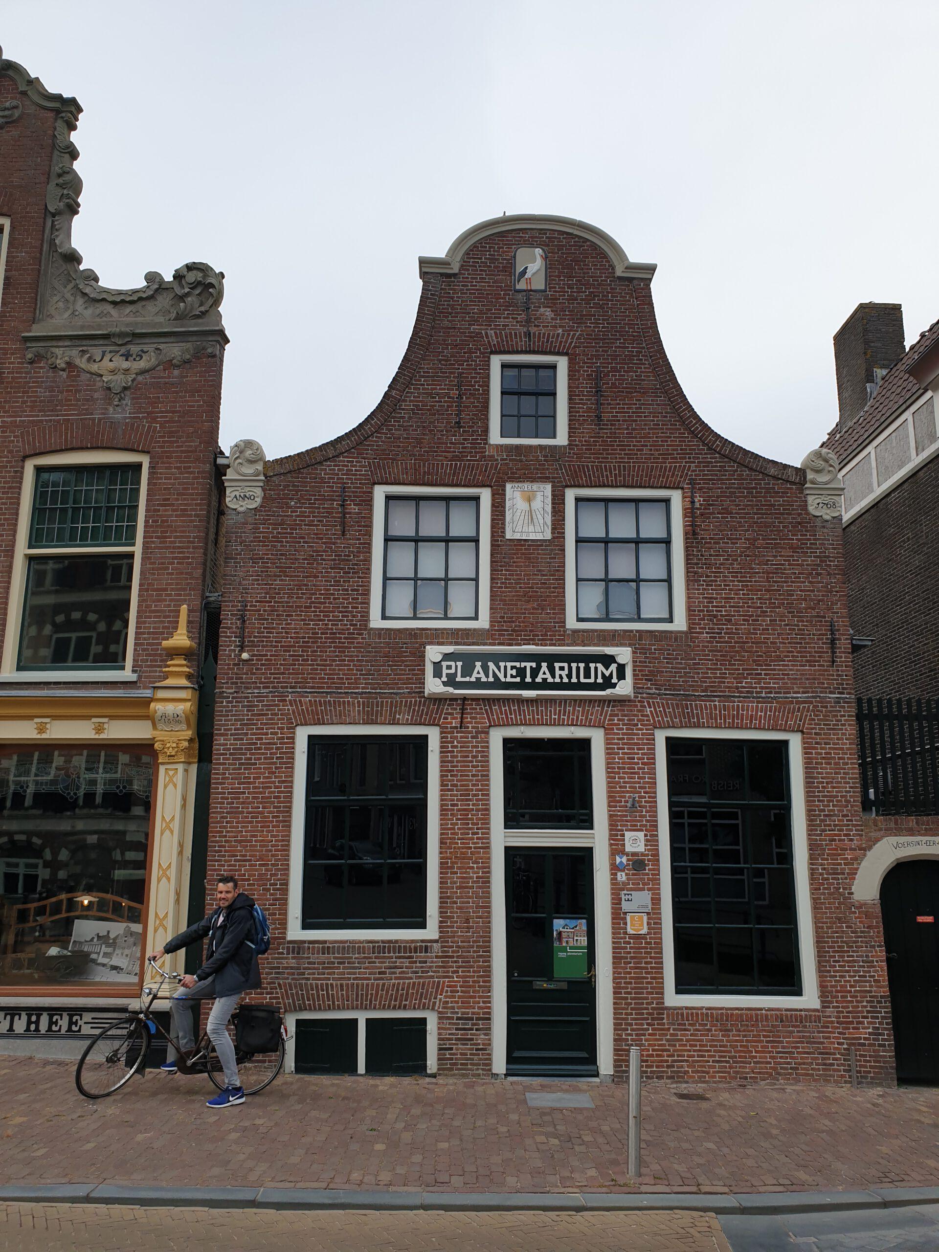 Vakantie in Friesland - Reisgelukjes - Eise Eisinga Planetarium