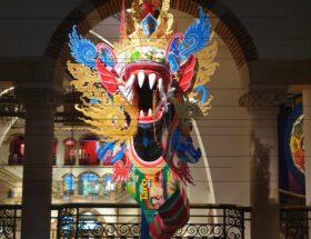 Rainbow Dragon expositie Bali Behind the Scenes Tropenmuseum Amsterdam - Reisgelukjes