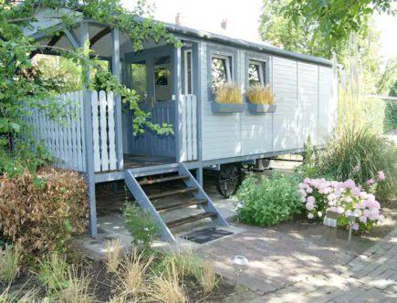 Pipowagen Airbnb in Vianen