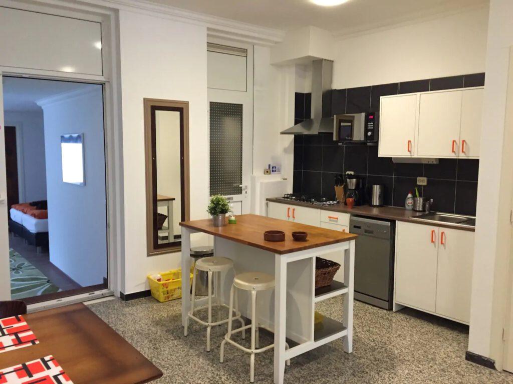 Nog last-minute meerdere nachten beschikbaar: appartement in Delfshaven