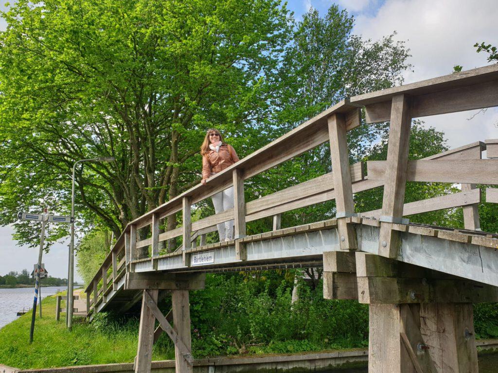 Weekendje Friesland - Reisgelukjes - Bruggetje van Bartlehiem