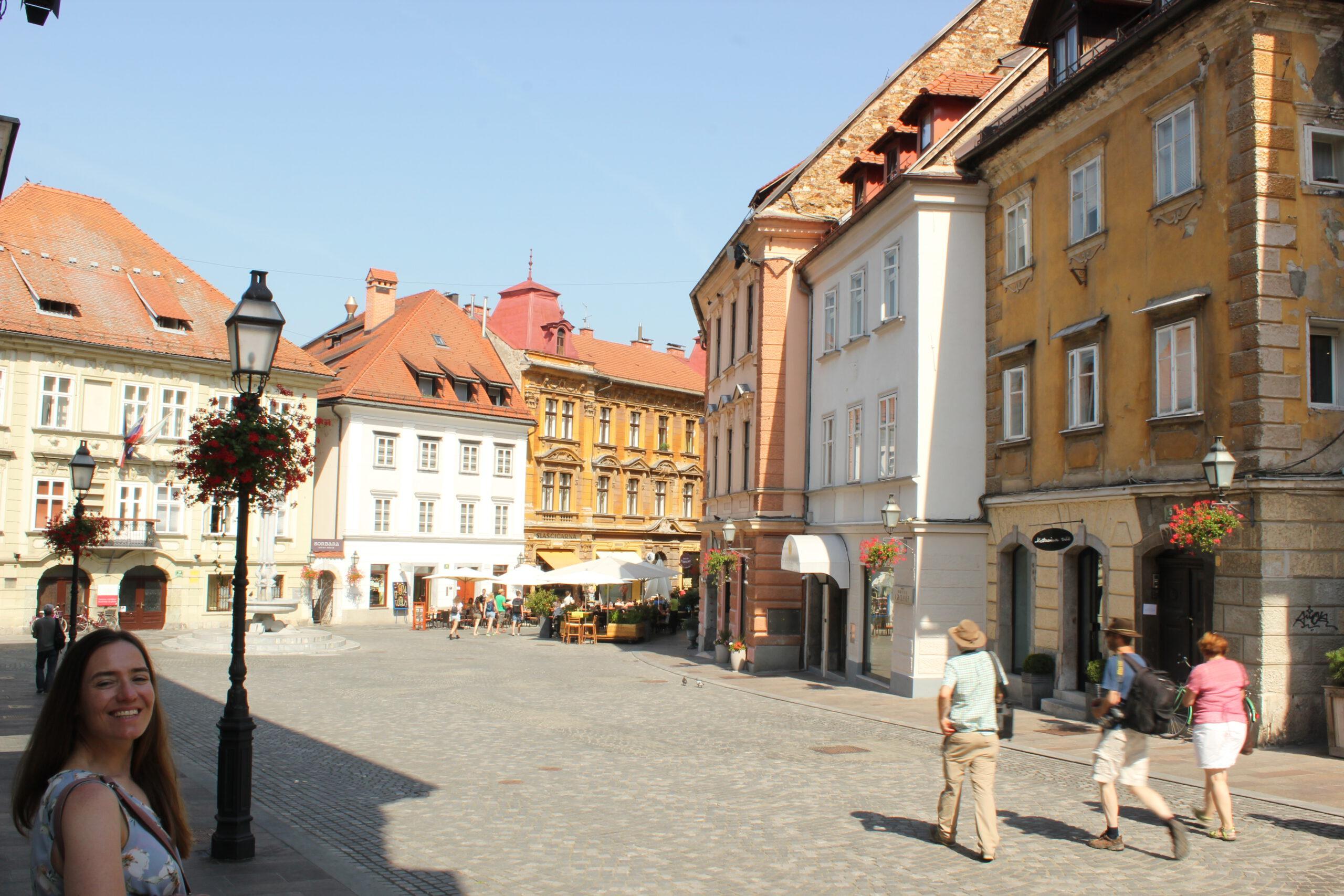 Reizen in Slovenië - Reisgelukjes - Hotel Galleria in Ljubljana