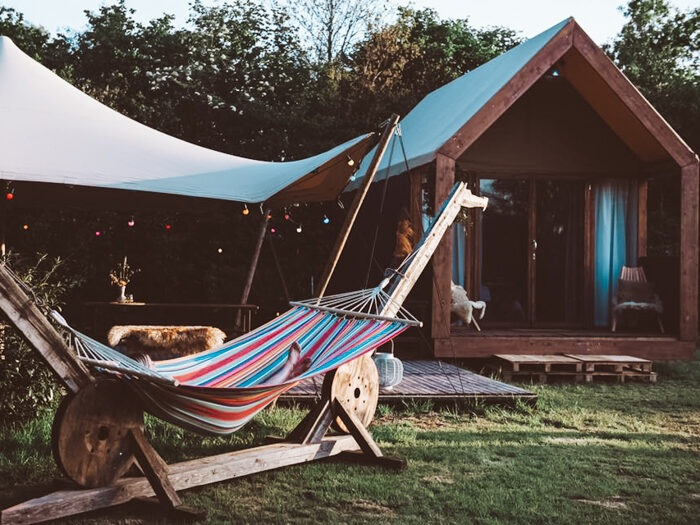 Pop-up camping en glamping - Reisgelukjes - For-rest Eibergen