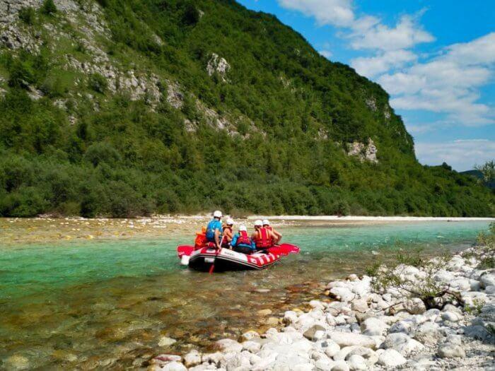 Reizen-Slovenië-Reisgelukjes-Raften-Soca-Rivier