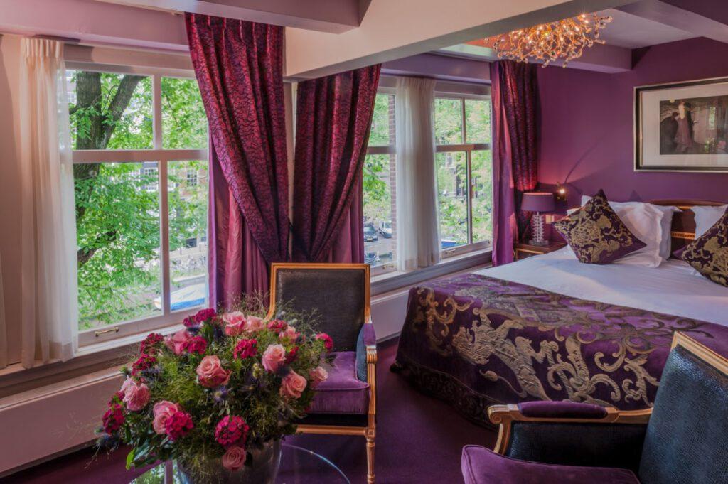 Staycation Amsterdam - Reisgelukjes - Summer Deal Ambassade Hotel