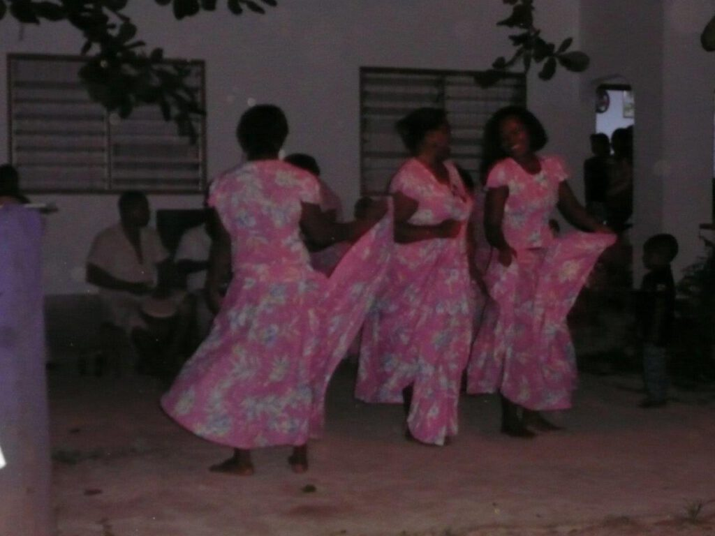 Creools optreden op de Seychellen