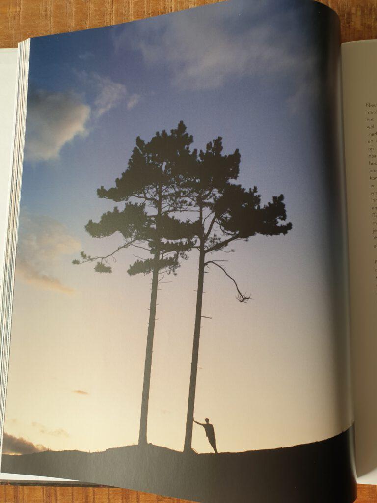 Mooie plaatjes kijken in het boek Expeditie Achtertuin