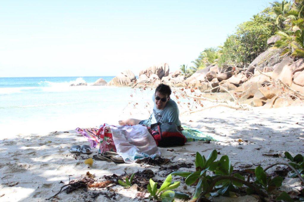 Op de Seychellen zijn er gratis verlaten stranden voor twee