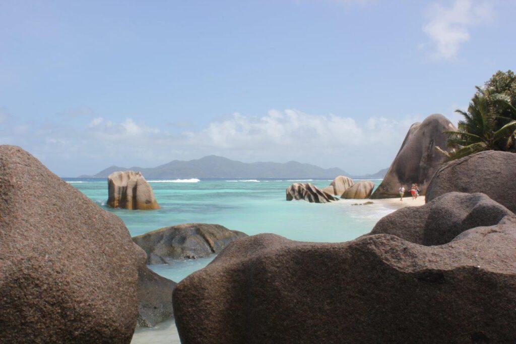 Anse Source d'Argent - één van de mooiste stranden ter wereld ligt op de Seychellen