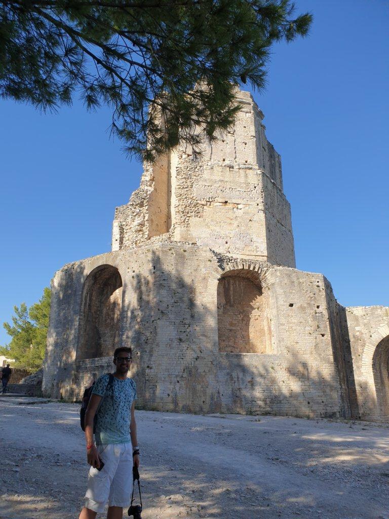 Hoogtepunt: Tour Magne in Nimes