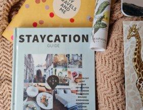 Boekbespreking Staycation Guide