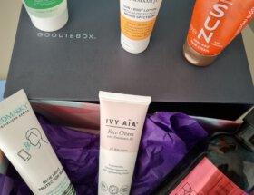 Reisessentials in de Goodiebox: nu met 10 euro korting