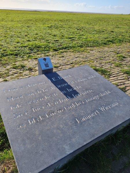 De taalroute op Schiermonnikoog