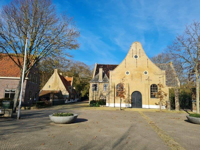 De Nicolaaskerk op Vlieland