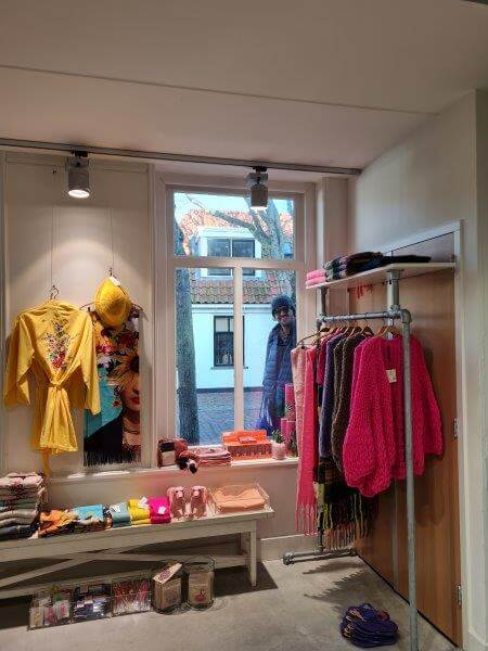 Shop till you drop op Vlieland