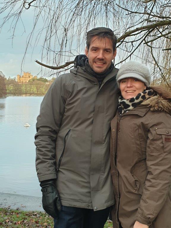 Kerstwandeling: Wollanton Park in het Britse Nottingham