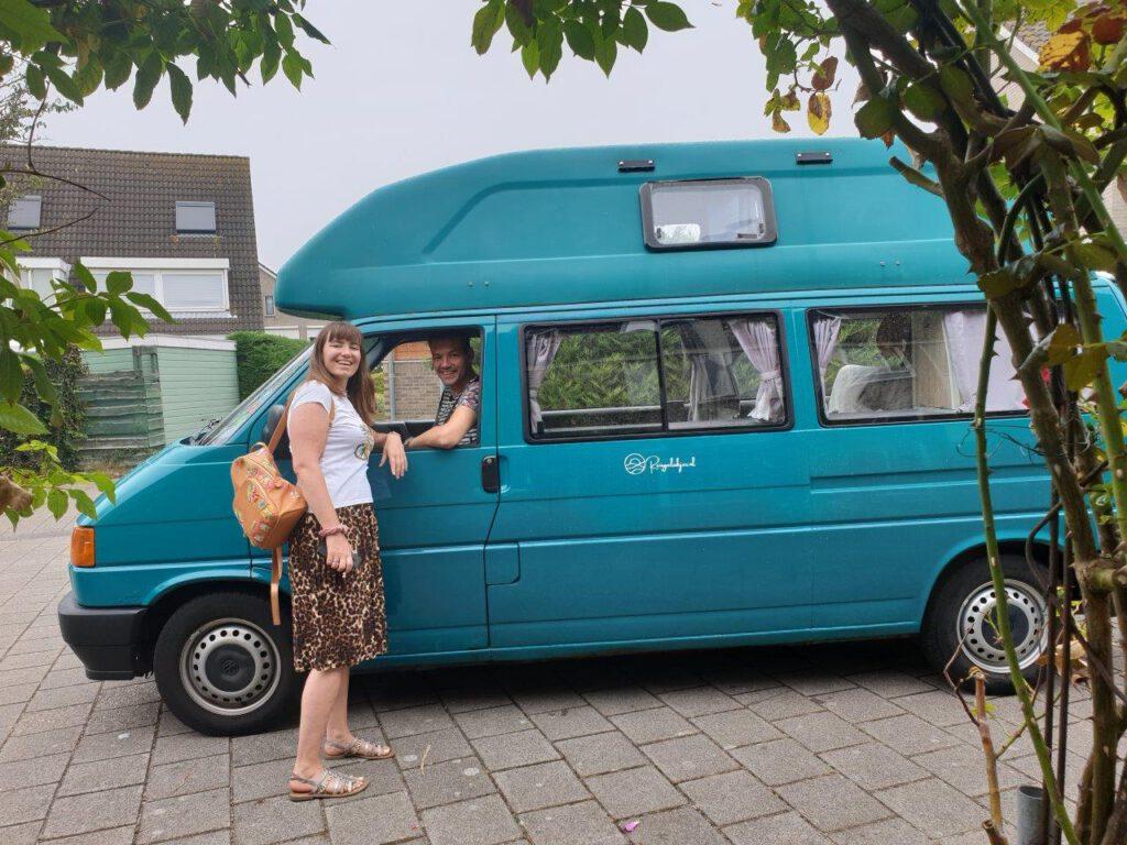 Belangrijkste aankooptip: word vooral heel blij van jullie camperbusje!