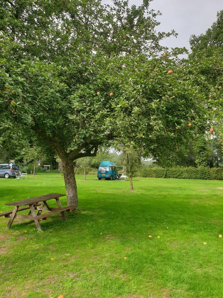 Sta tijdens jullie weekendje Twente op camperplaats Rabo-Scheele