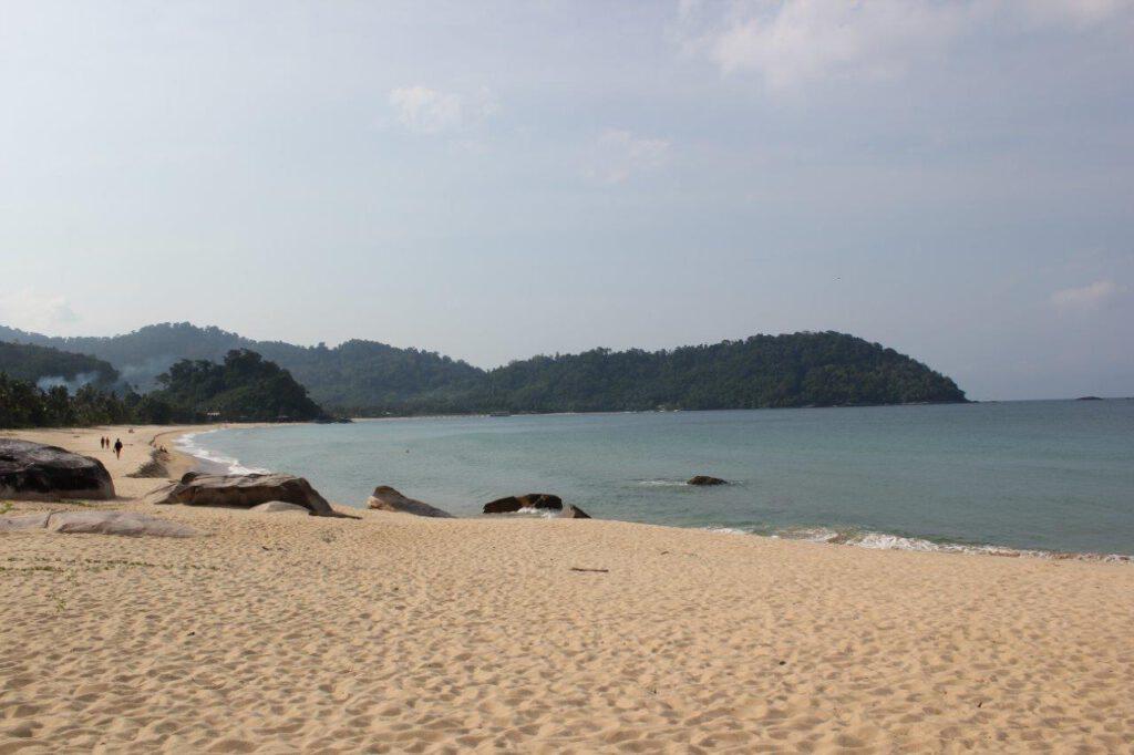 Het strand op Pulau Tioman is één van de highlights van een reis door mooi Maleisië