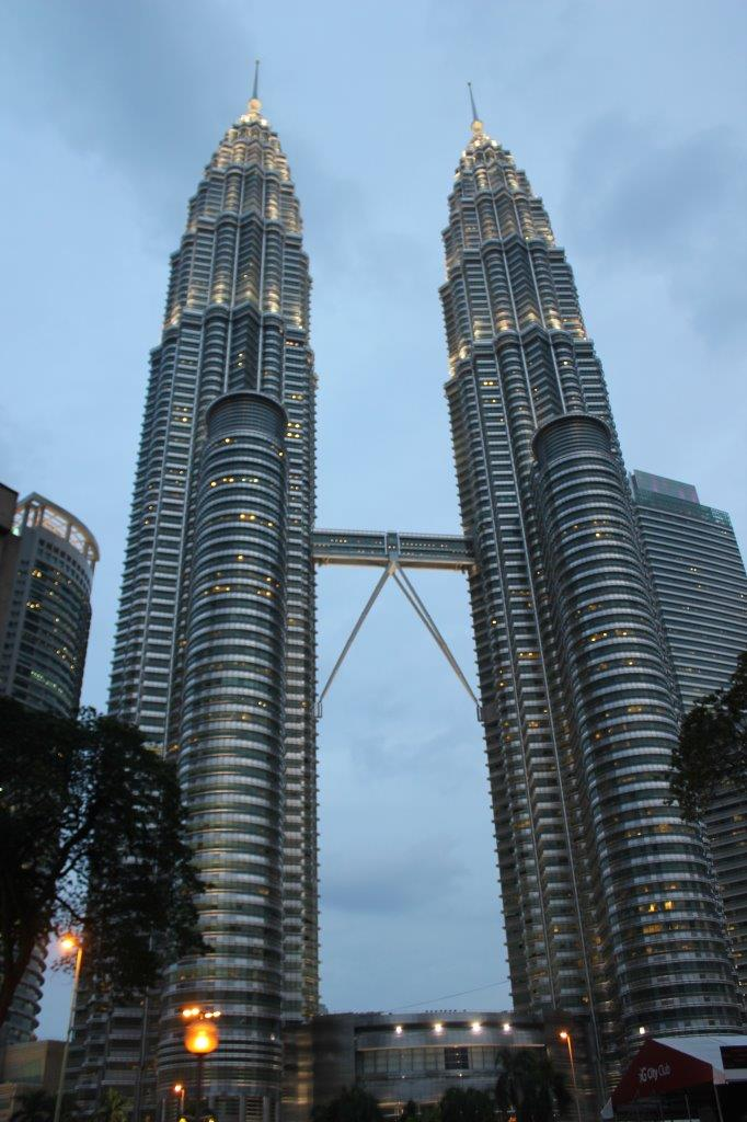 Eén van de meest herkennbare highlights van mooi Maleisië: Petronas Towers