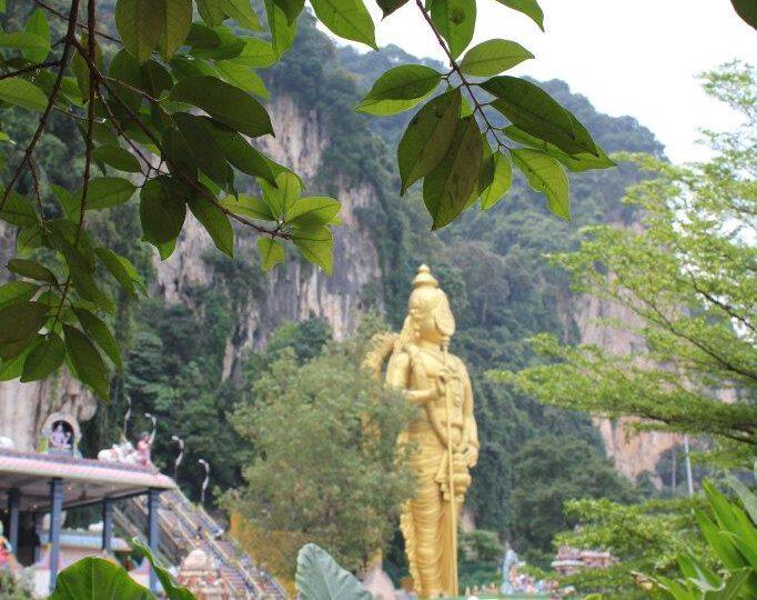 Highlight van mooi Maleisië: De Batu grotten