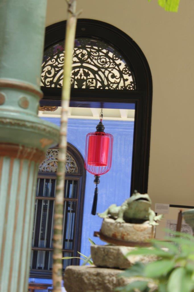 Cheong Fatt Tze Mansion in Georgetown Maleisië