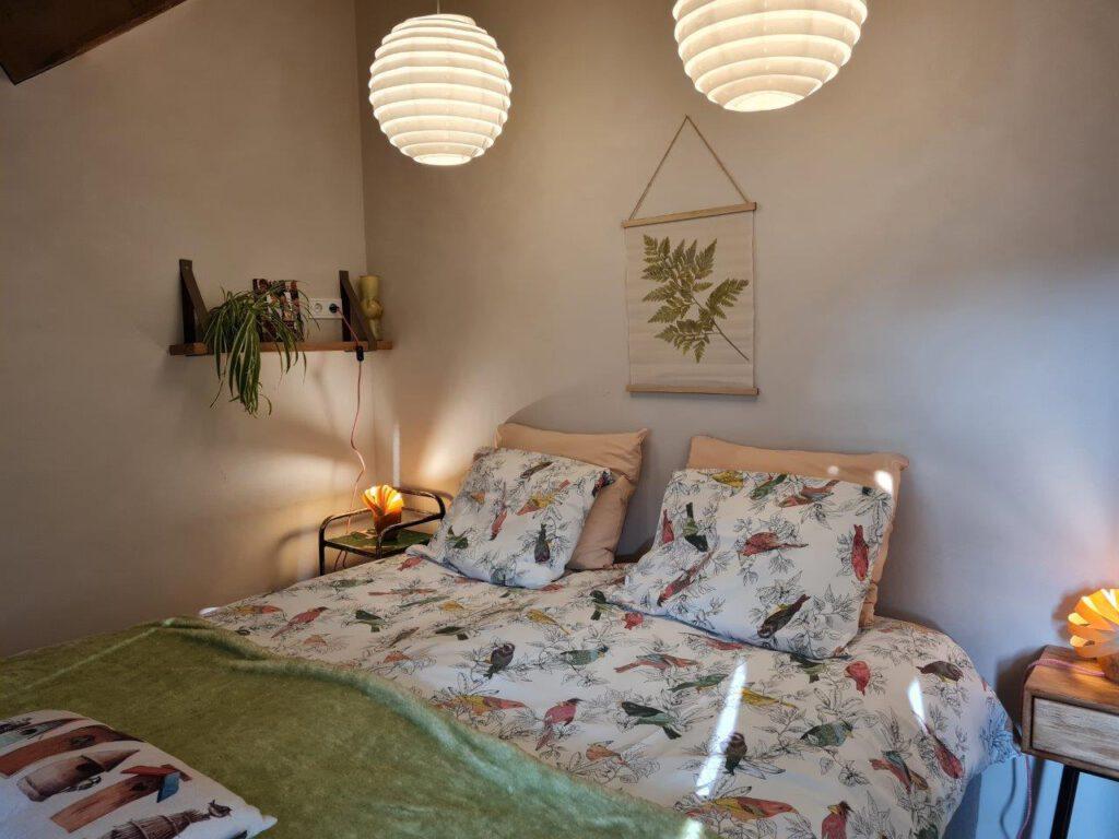 Knusse kamer bij Domein Holset voor een weekend in Zuid-Limburg