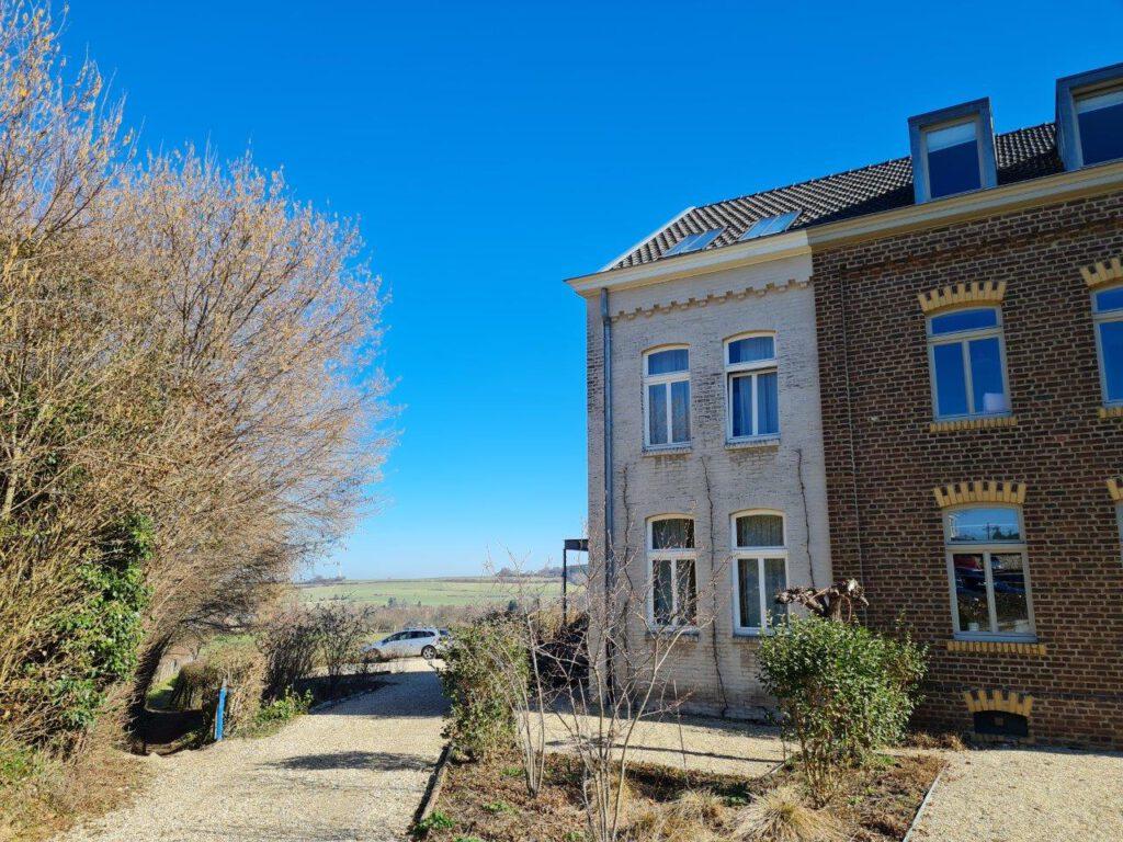 Domein Holset is een B&B in het prachtige Zuid-Limburgse landschap