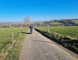 E-chopper rijden tijdens een weekendje in Zuid-Limburg