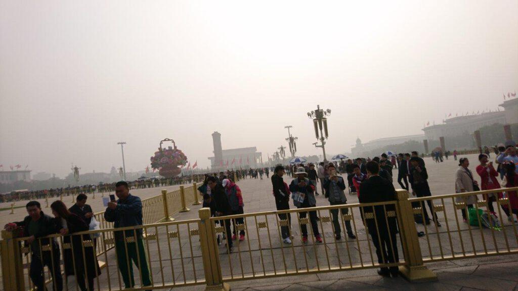 Plein van de Hemelse Vrede in Beijing