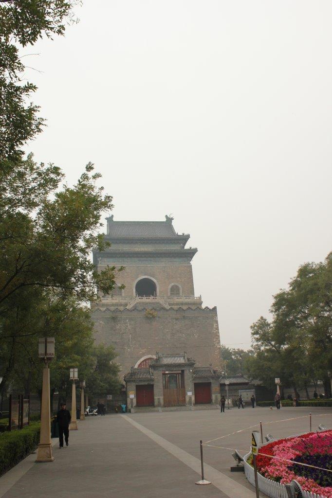 De Bell-toren in Beijing