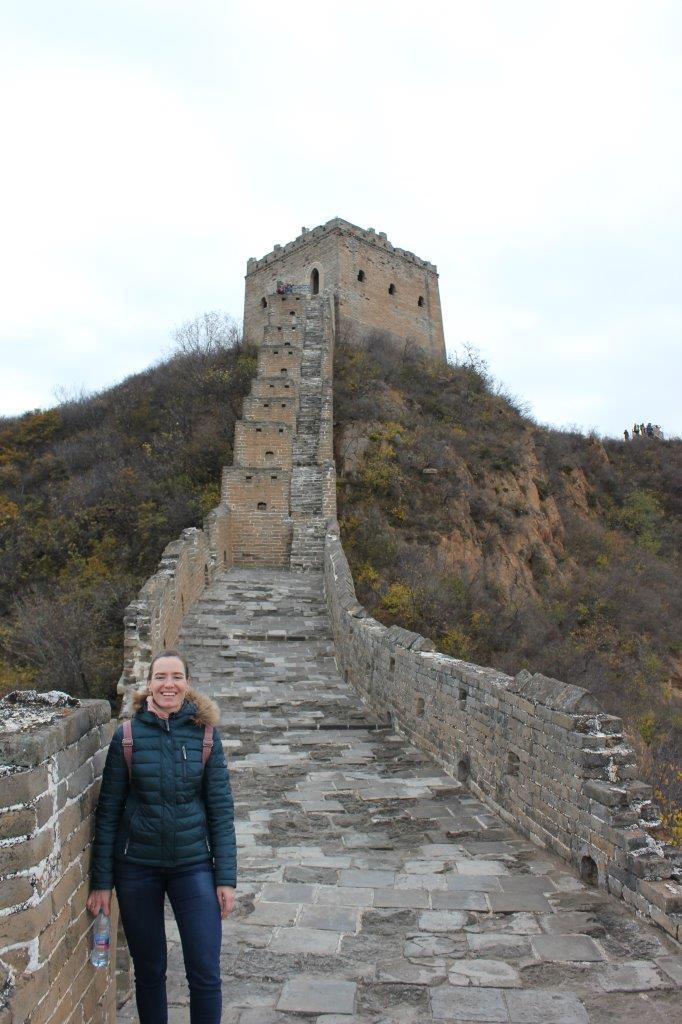 2 weken China? Wandel in ieder geval over de Chinese muur