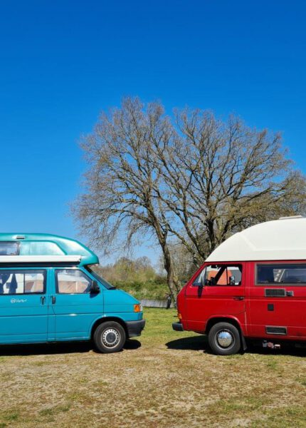 Camping tweedehands campers