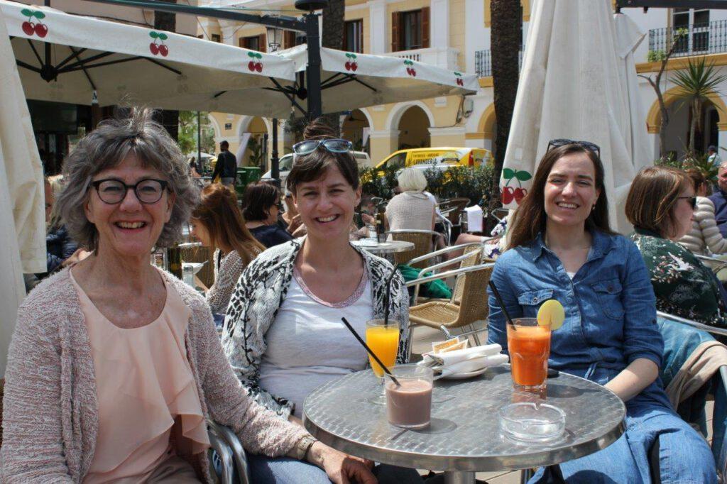 Reizen naar Ibiza leent zich ook voor een rustige trip
