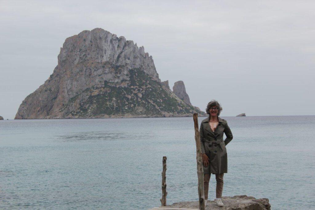 Bezoek Es Vedra tijdens een reis naar Ibiza