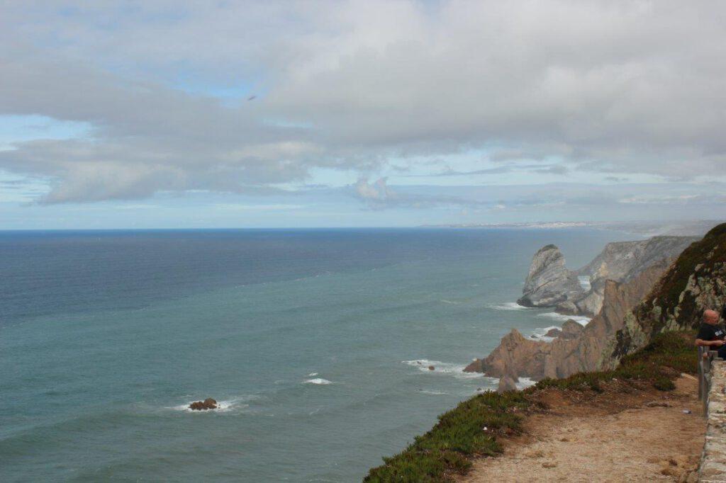 Het meest westelijke punt van Europa ligt in Portugal bij Cabo da Roca