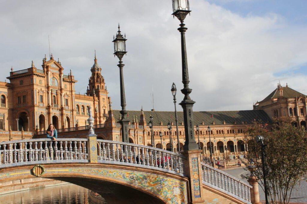 Vakantie 2021: Sevilla is nu nog oranje
