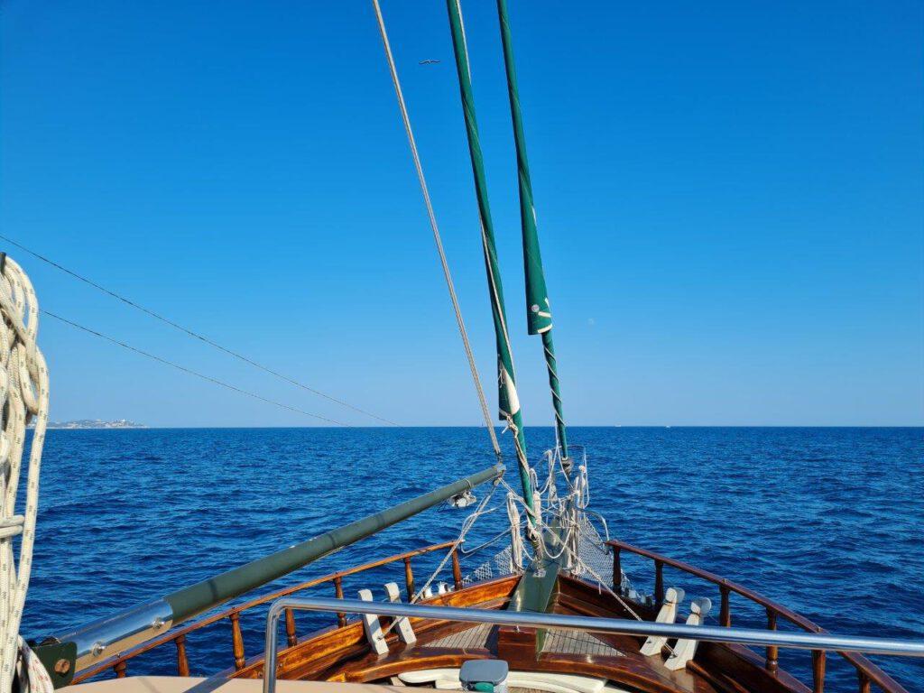 Boottocht van Cambrils naar Salou
