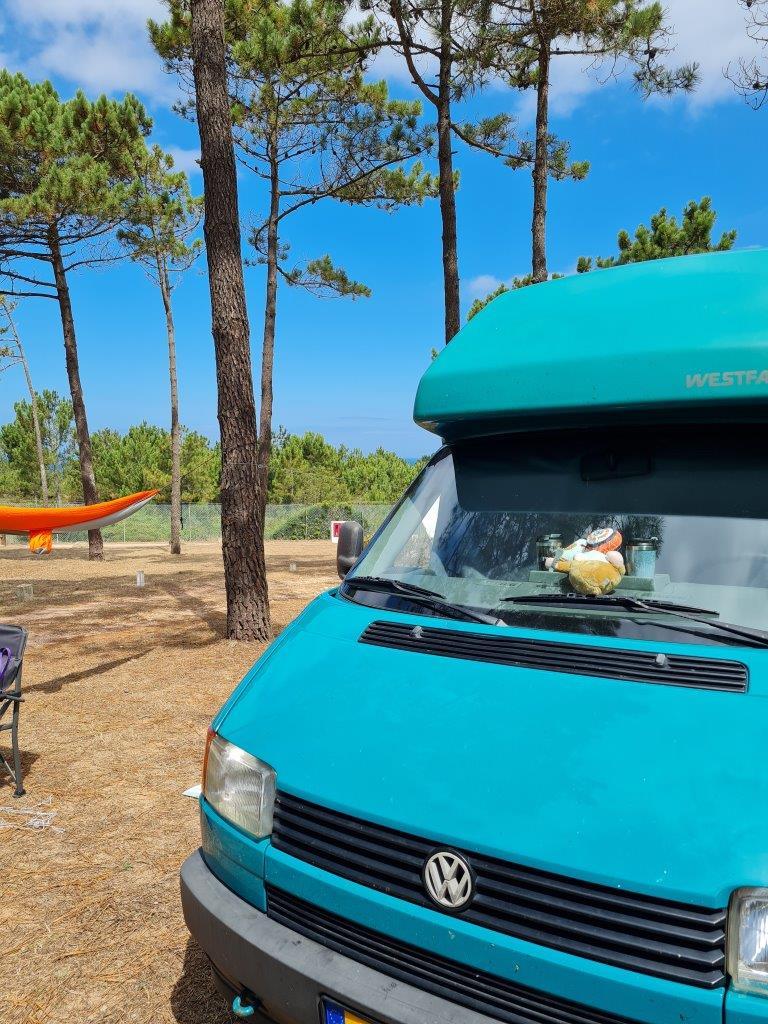Camping Orbitur in Milfontes