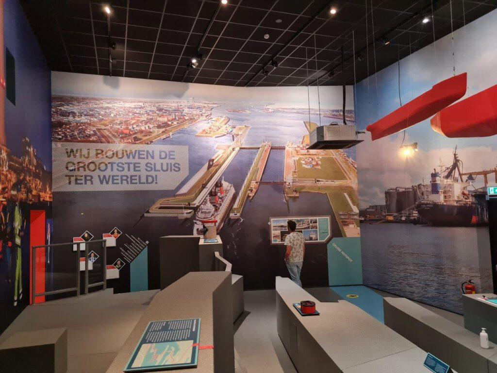 Bezoek SHIP in IJmuiden tijdens een weekendje weg aan zee