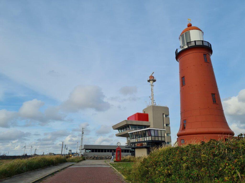 1-kamer hotel de Seinpoststelling in IJmuiden